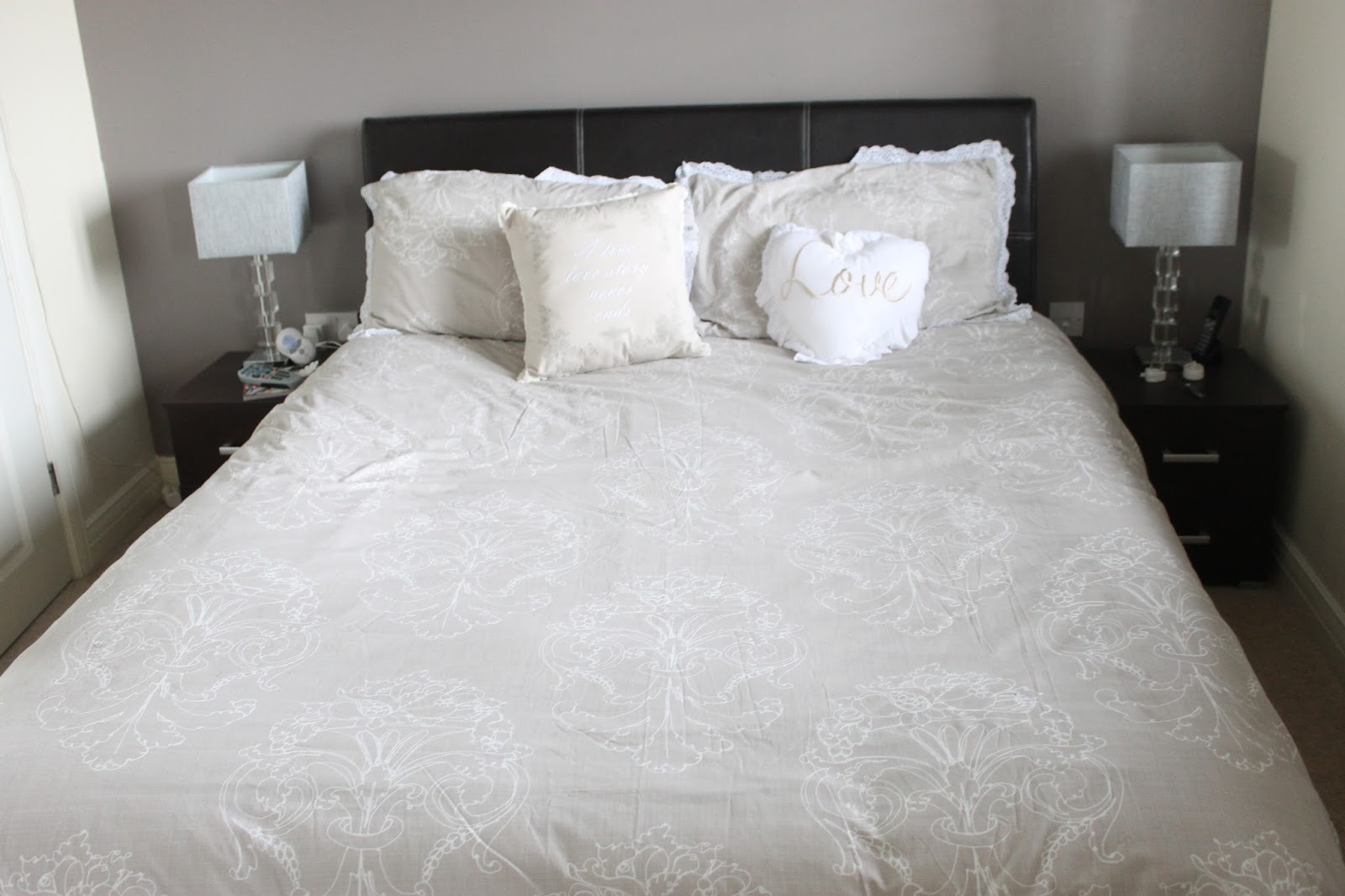 Next bedding, vintage style bedding, bedding, vintage bedroom, vintage decor