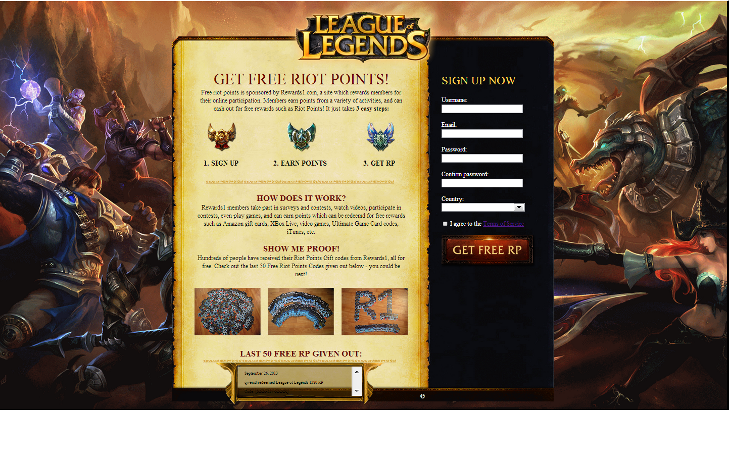 free riot points with the riot points generator lolriotguide - HD1443×911