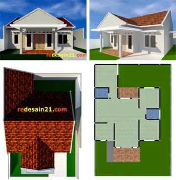 cara pelaksanaan membangun rumah desain rumah sederhana