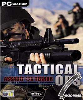 Tactical Ops Assault on Terror Cover, Poster