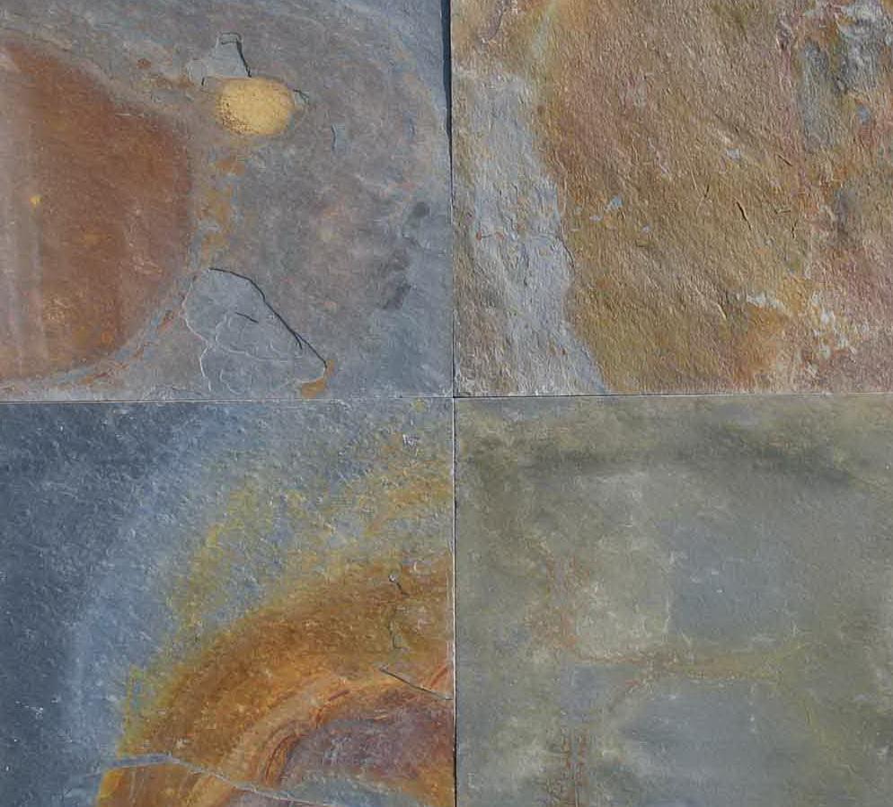 Natural Slate Tile : Trend home interior design modern slate tile style