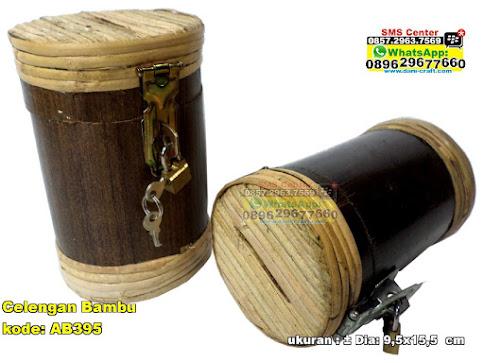 Celengan Bambu grosir