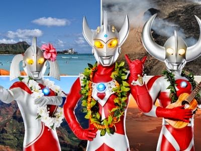 familia Ultraman