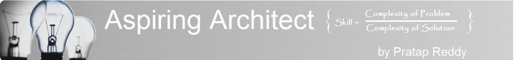 Aspiring Architect