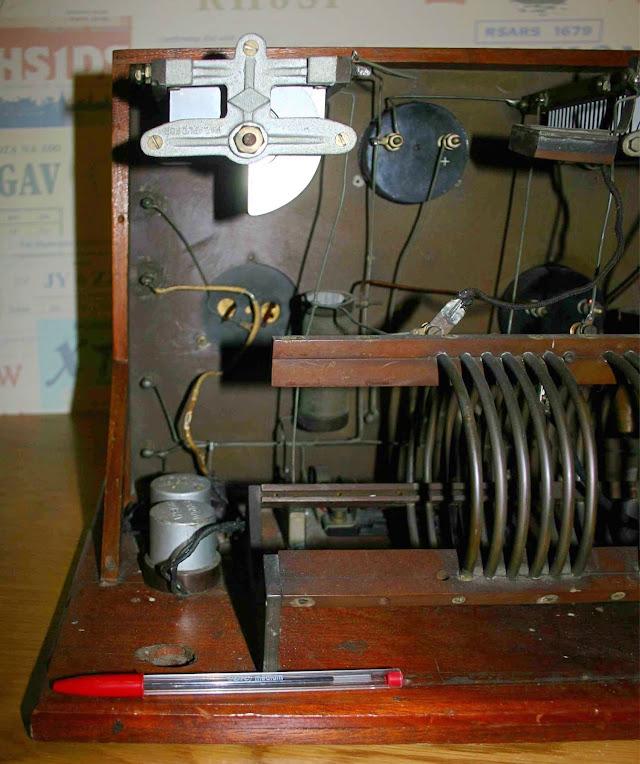 G6YL Transmitter, Tank
