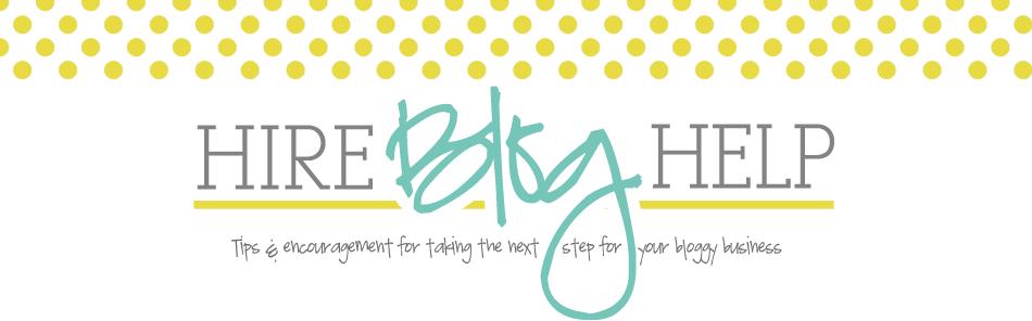 hire blog help
