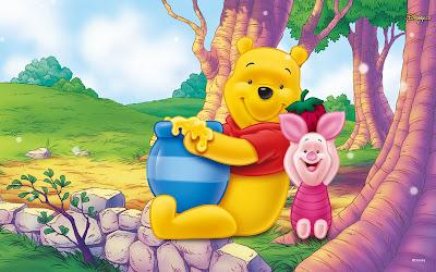 Imágenes de Disney Winnie Pooh (Incluye Navideñas)