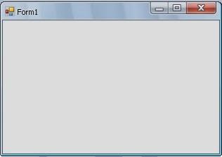 Window Form Application