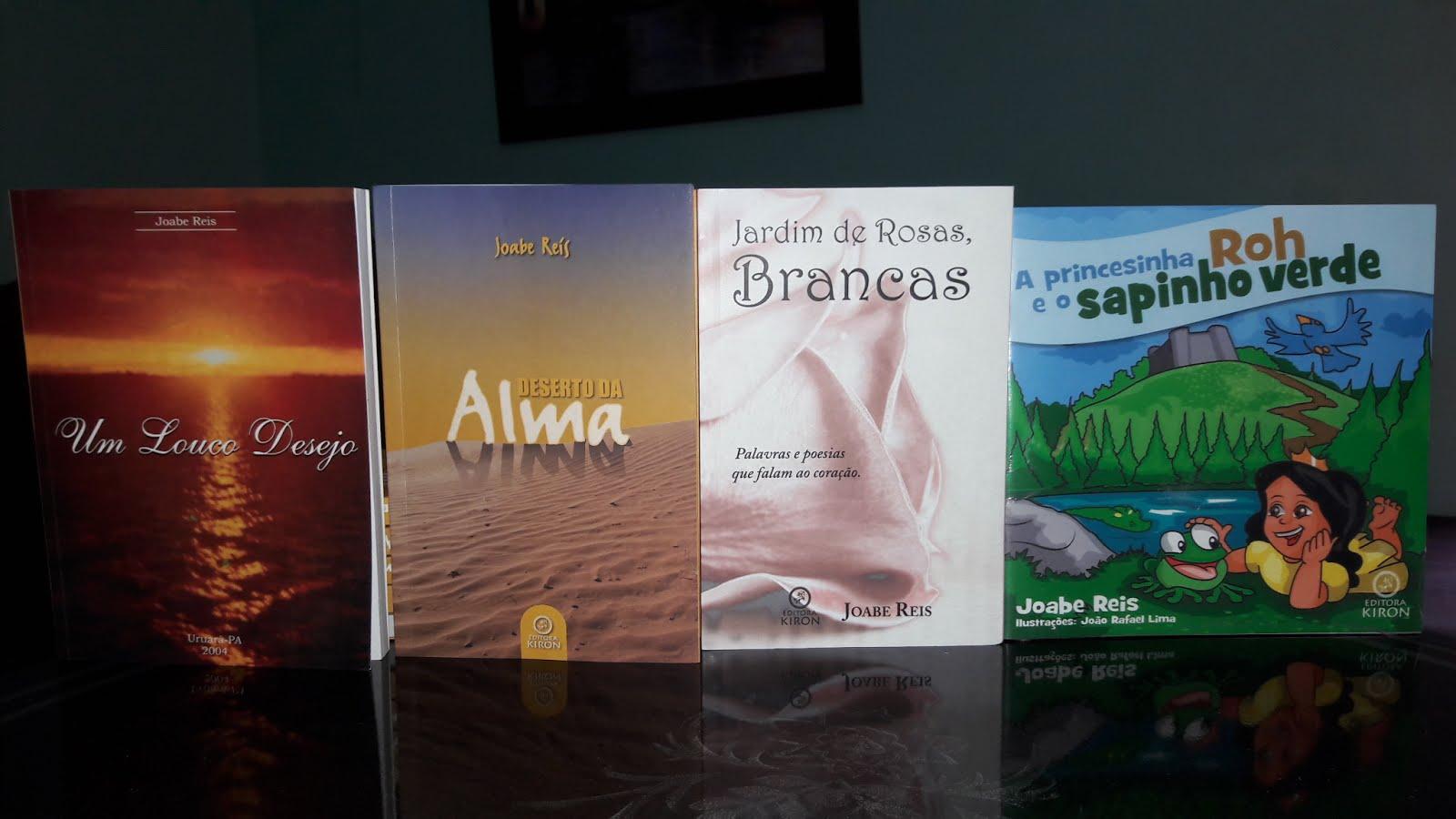 Livros do autor Joabe Reis