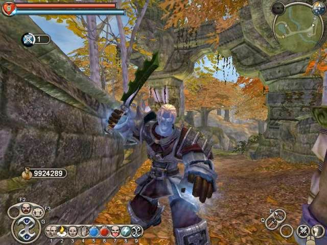 Fable 1 PC Games Gameplay