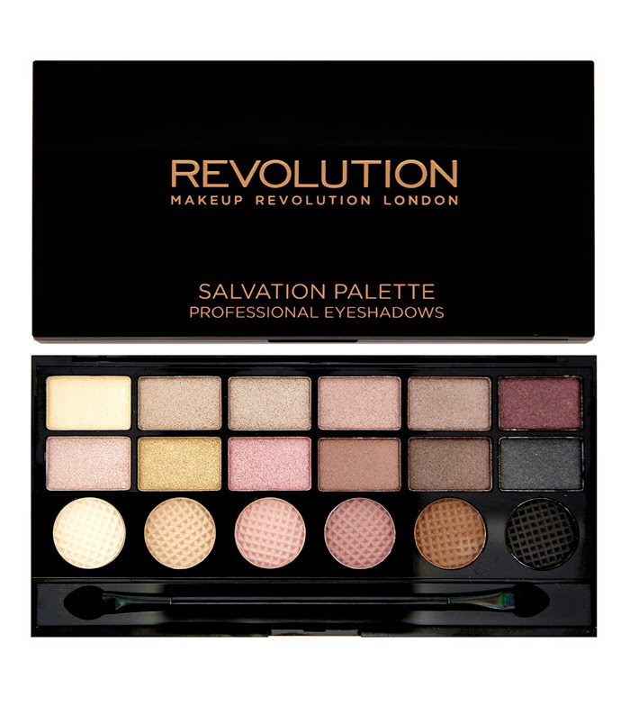 Paleta de sombras What You Waiting For? de Makeup Revolution