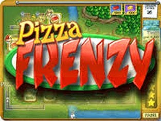 pizza frenzy, game house, gamepizza,adventure