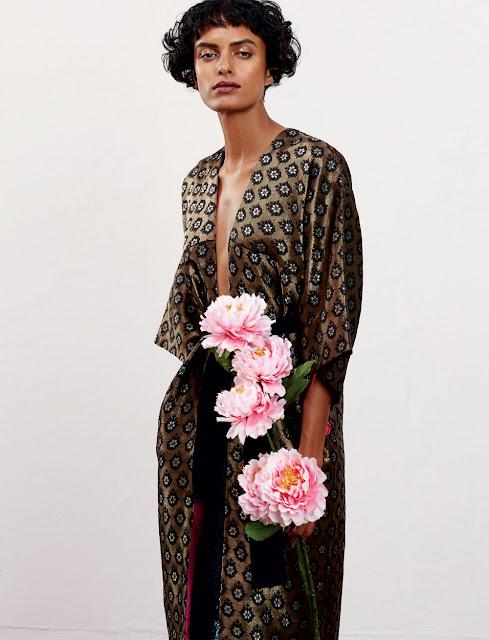 Lakshmi Menon for Elle India