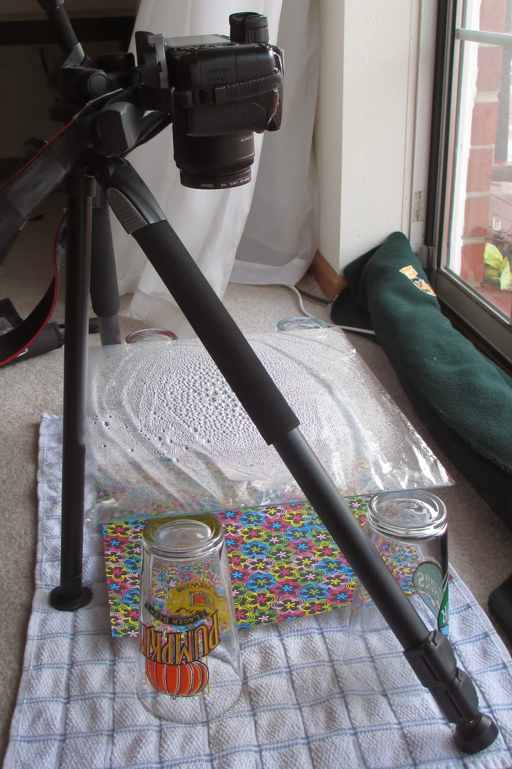 Setup for Droplet Refraction | Boost Your Photography