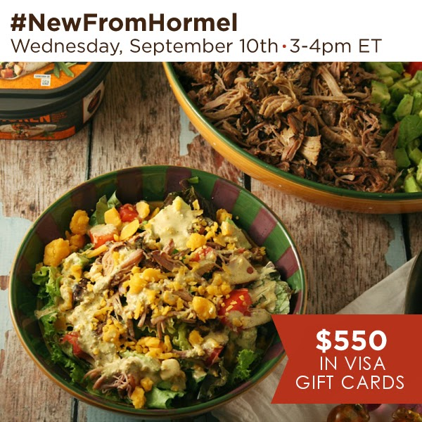 #NewFromHormel- Twitter- Party-9-10-14