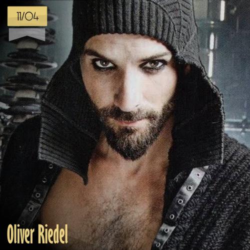 11 de abril   Oliver Riedel - @RSprachrohr   Info + vídeos