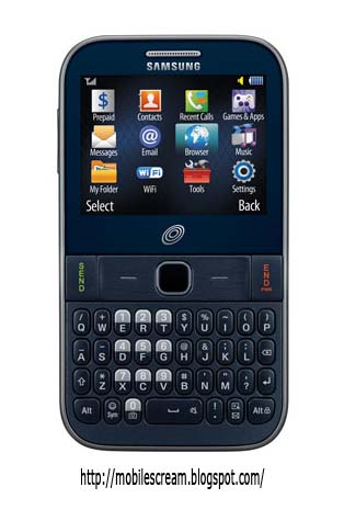 Samsung S390G (TracFone) QWERTY Cell Phone