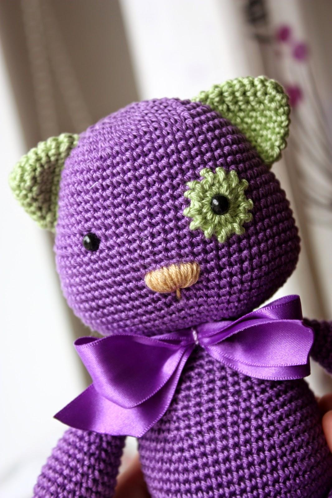 HAPPYAMIGURUMI: A New Pattern out now: Amigurumi Cat Pattern