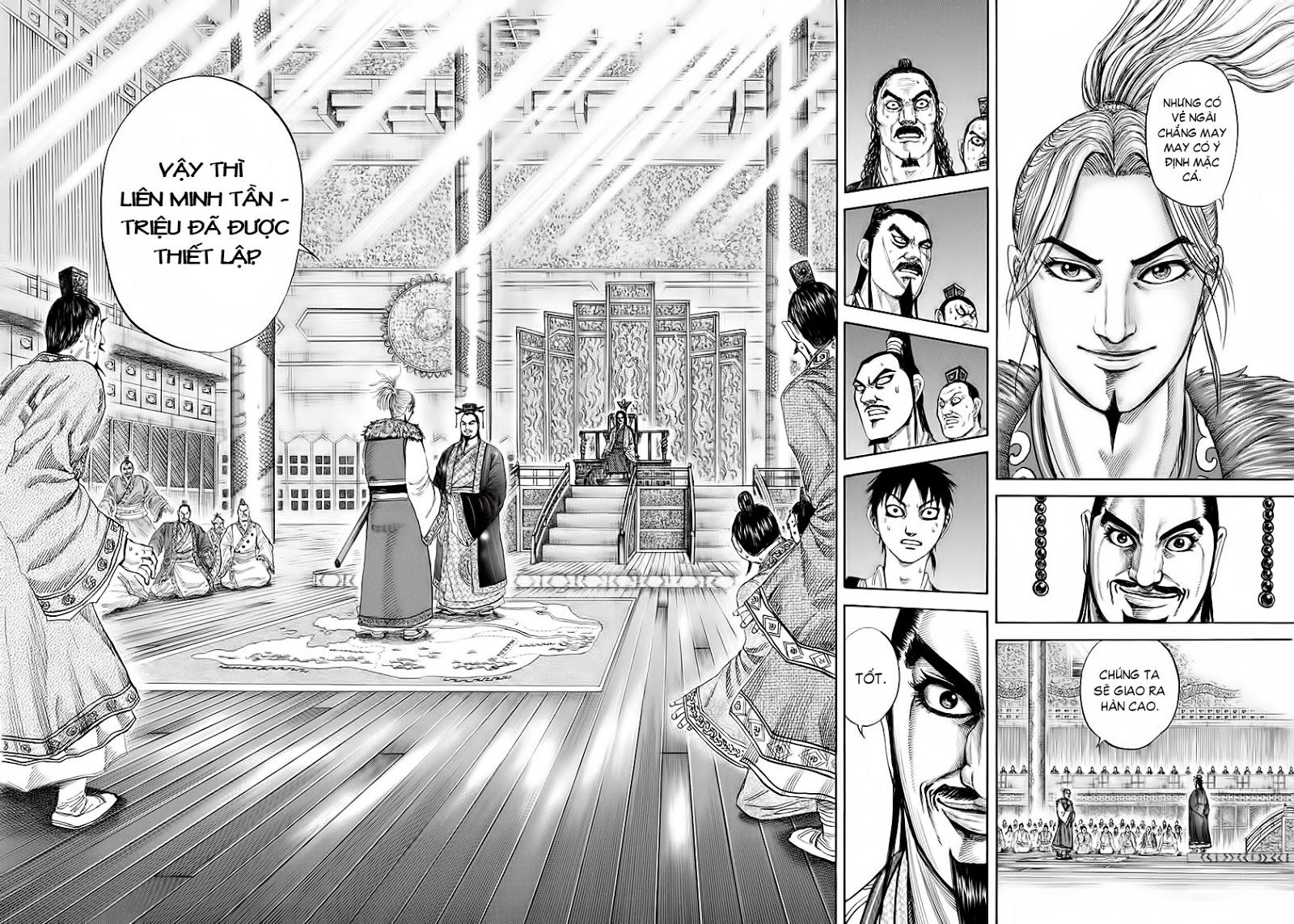 Kingdom – Vương Giả Thiên Hạ (Tổng Hợp) chap 177 page 17 - IZTruyenTranh.com
