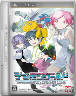 Download PSP Digimon World Re:Digitize English Patched