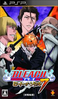 Bleach: Heat The Soul 7 PSP GAME