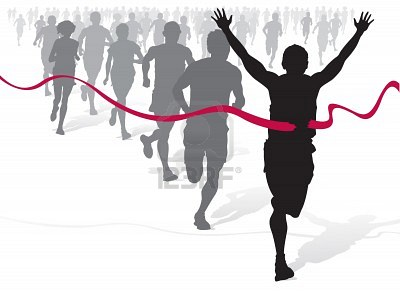 Paul used the idea of the Christian life as a foot race.