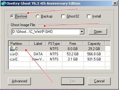 Ghost Onekey