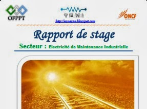 Rapport de stage word