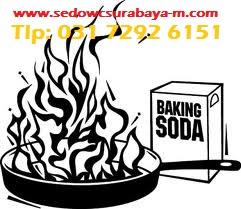 Cara Mengatasi WC buntu dengan Soda Api