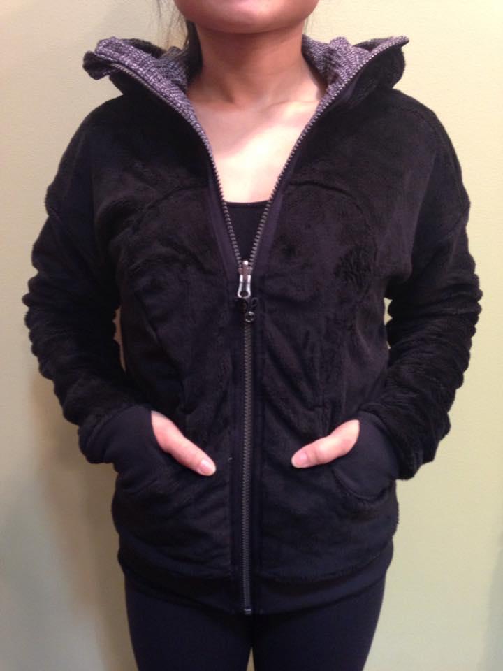 lululemon luscious embrace hoodie