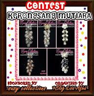 Contest Kerongsang Mutiara