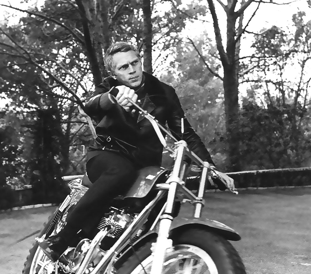 Go Retro S Retro Hottie Of The Month Steve Mcqueen Go Retro