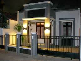 Rumah minimalis cantik 1