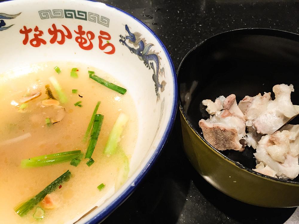 Ramen soup Honolulu
