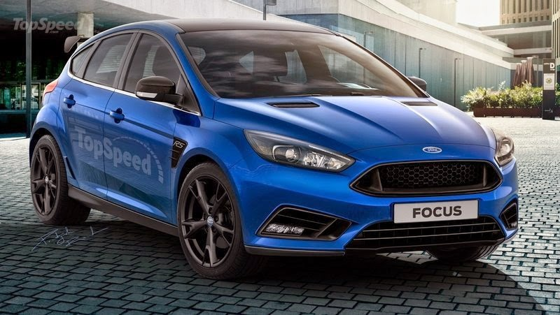 What We Can Expect from the All-New 2016 Ford Focus RS