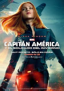 Capitán América 2: El Soldado de Invierno (2014)