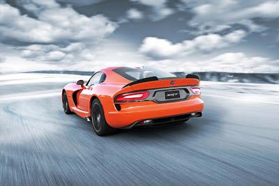 2014 Dodge SRT Viper TA