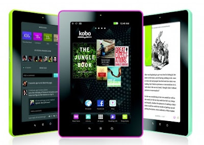 Kobo Vox eReader review: The budget Android tablet