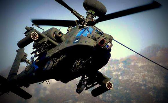 Apache AH-64D Longbow