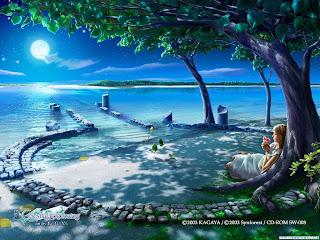 Kagaya, arte digital, 2036, atlantida, fantasia