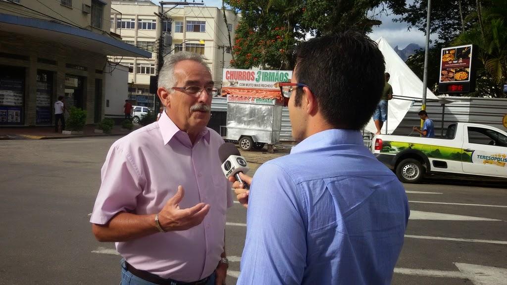 Secretário de Turismo, Carlos Tucunduva, exalta o sucesso do Carnaval na Feirinha e em outros pontos da cidade