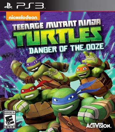 Teenage Mutant Ninja Turtles: Danger of the Ooze – PS3