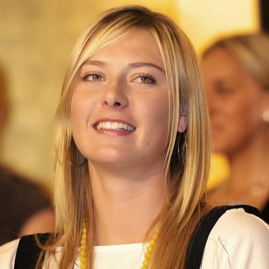 Russian Beauty Sensational Tennis Girl Maria Sharapova Latest Hd Photos