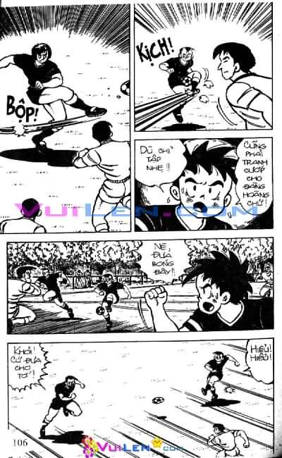 Jindodinho - Đường Dẫn Đến Khung Thành III Tập 31 page 106 Congtruyen24h