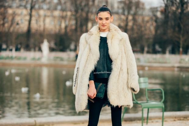 Carolina Thaler in Paris