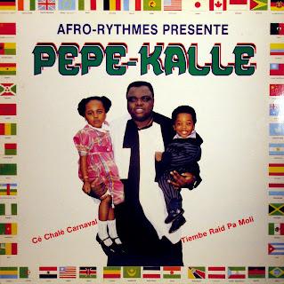 P?p? Kall? - Afro Rythmes Pr?sente..,Afro Rythmes 1989