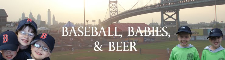 Baseball Babies and Beer