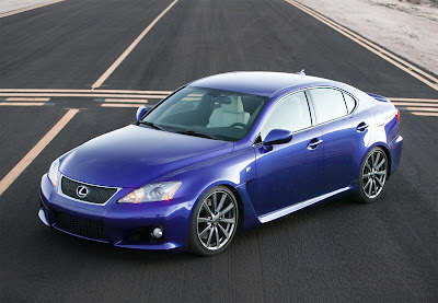 2008 Lexus IS F Car Image