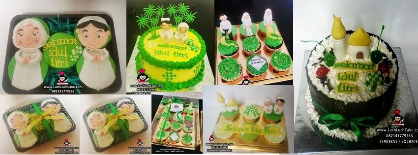 Parcel Cupcake dan Idul Fitri Daerah Surabaya - Sidoarjo