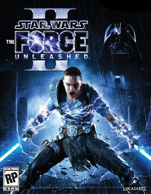 Star Wars: The Force Unleashed II PC Cover